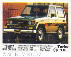 Image #1 of 10 - TOYOTA LAND CRUISER