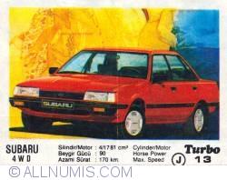 Image #1 of 13 - SUBARU 4WD