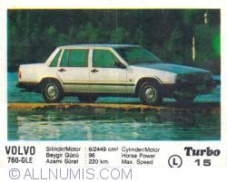 Image #1 of 15 - VOLVO 760-GLE