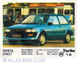 Image #1 of 16 - TOYOTA STARLET