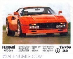 Image #1 of 22 - FERRARI GTO-308