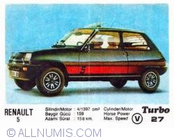 Image #1 of 27 - RENAULT 5