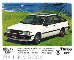 Image #1 of 37 - NISSAN SUNNY