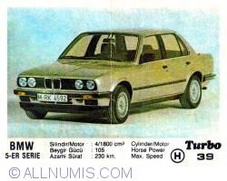 Image #1 of 39 - BMW 5-ER SERIE