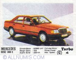 Image #1 of 4 - MERCEDES BENZ 300 E