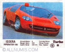 Image #1 of 8 - ISDERA IMPERATOR 108