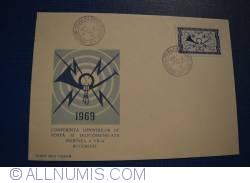 Imaginea #1 a Conferința miniștrilor de poștă și telecomunicații - Sesiunea a VII-a, București, 1969