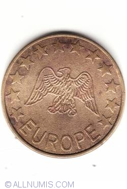 No cash value token-EUROPE