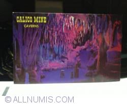 Image #1 of Knott's Berry farm's Calico mine caverns