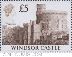 5 Pounds - Windsor Castle