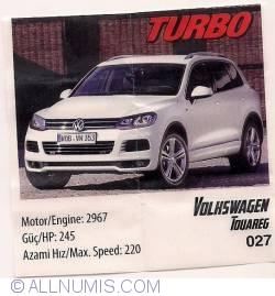 Imaginea #1 a 027 - Volkswagen Touareg