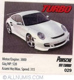 Imaginea #1 a 029 - Porsche 911 Turbo