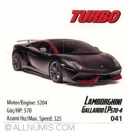 Imaginea #1 a 041 - Lamborghini Gallardo LP570-4