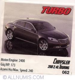 Image #1 of 062 - Chrysler 200 2.4L Touring