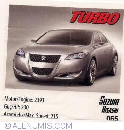065 - Suzuki Kisashi