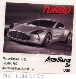 Imaginea #1 a 039 - Aston Martin One