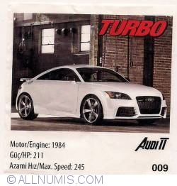 009 - Audi TT