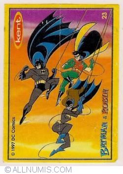 23 - Batman&Robin
