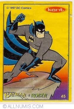 45 - Batman&Robin