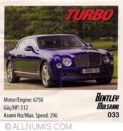 Imaginea #1 a 033 - Bentley Mulsanne