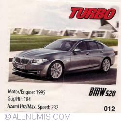 Imaginea #1 a 012 - BMW 520