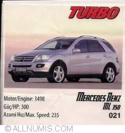 Imaginea #1 a 021 - Mercedes Benz ML350