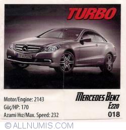 Imaginea #1 a 018 - Mercedes Benz E220