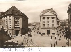 Image #1 of Lausanne - Place St. François