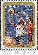 Image #1 of 0,50 Cord 1984 - Basketball