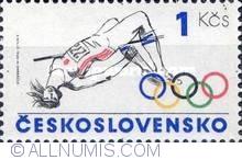 Imaginea #1 a 1 Korun 1984 - High jump