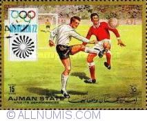 Image #1 of 15 Dirhami 1972 - Fotbal
