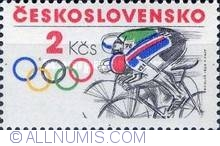 Imaginea #1 a 2 Korun 1984 - Cycling