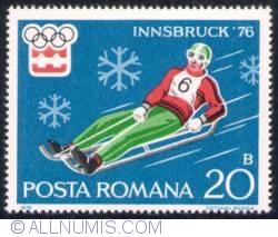 20 Bani - Jocurile olimpice de iarnă - Innsbruck