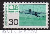 Image #1 of 30 Pfennig - Cupa Mondiala 1974