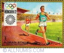 Image #1 of 5 Dirhami 1972 - Atletism