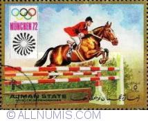 Image #1 of 5 riyal - equestrian-jumping