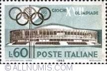 Image #1 of 60 Lire 1960 - Stadium