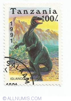 Image #1 of 100 shilingi - Iguanodon