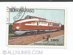 Image #1 of 150 CFA - Express railcar