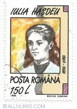 150 Lei - Iulia Hasdeu (1869-1888)