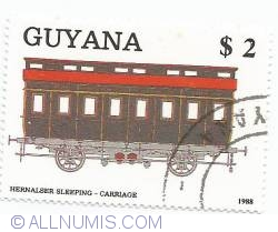 Image #1 of 2 Dollars -  Hernalser sleeping carriage