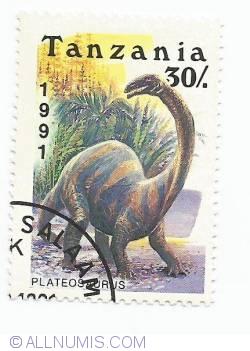 Image #1 of 30 shilingi - Plateosaurus