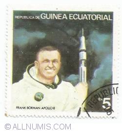 Image #1 of 5 ekwele - Frank Borman - Apollo 8