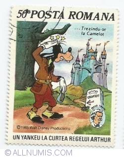 Imaginea #1 a 50 bani - Un iankeu la curtea regelui Arthur