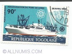 Image #1 of 90 franci - US atomic ship Savannah