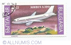 5 Stotinki - Airbus A300