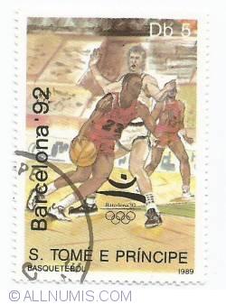 Image #1 of 5 Dobras - Basketball