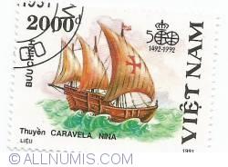 Image #1 of 2000 Dong - Caravela Nina