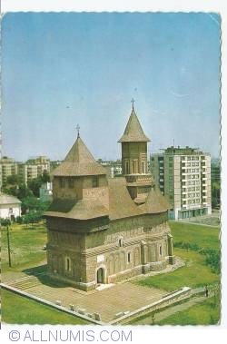 "Image #1 of Galaţi - ""Precista"" fortified church"