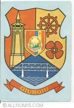 Image #1 of Giurgiu County Coat of arms